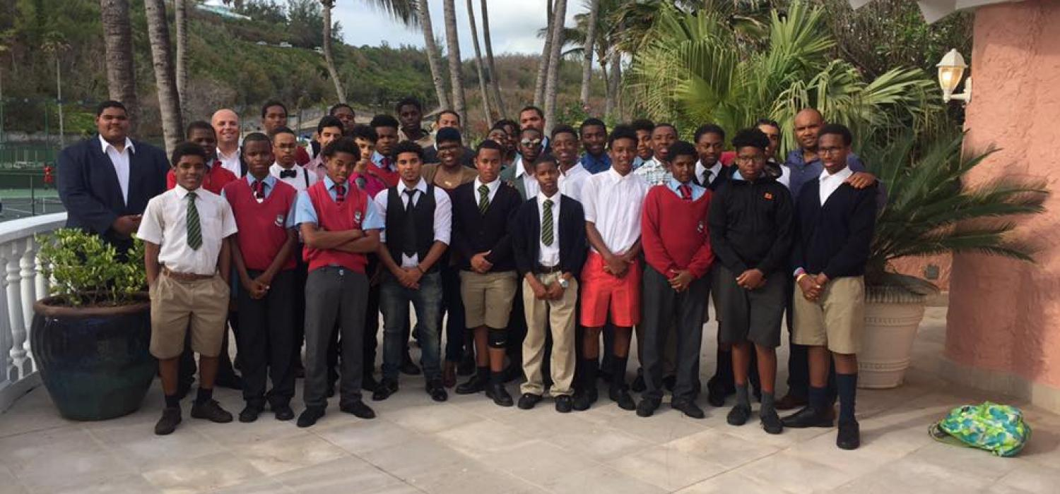 Hosted by Beyond Rugby and the Fairmont Southampton, Bermuda