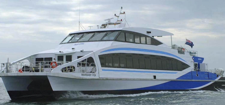 Blue Route Bermuda Sea Express Ferry