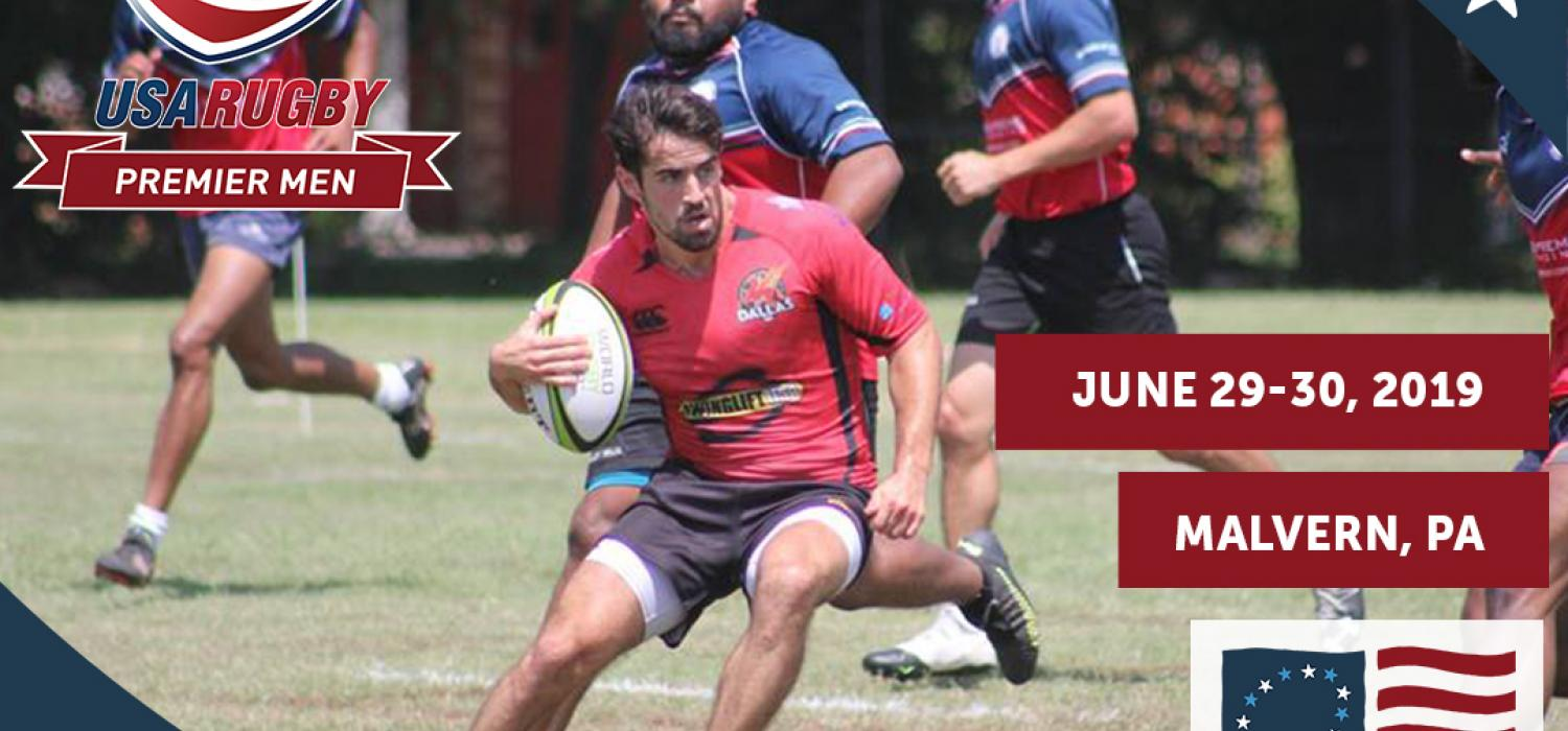 Dallas to compete at the USA Rugby national 7s qualifier