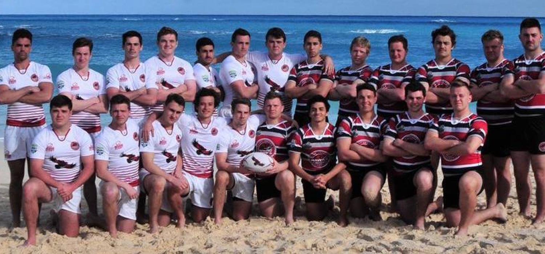 Saint Joseph's University Rugby Team
