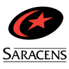 Saracens Rugby Club - moon and star