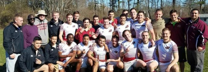Cadets Win Rugby Northeast 7s