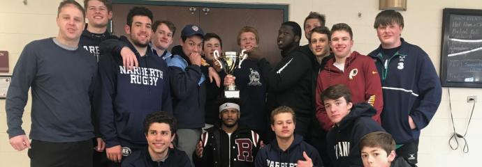 Narberth Otters, High School Rugby