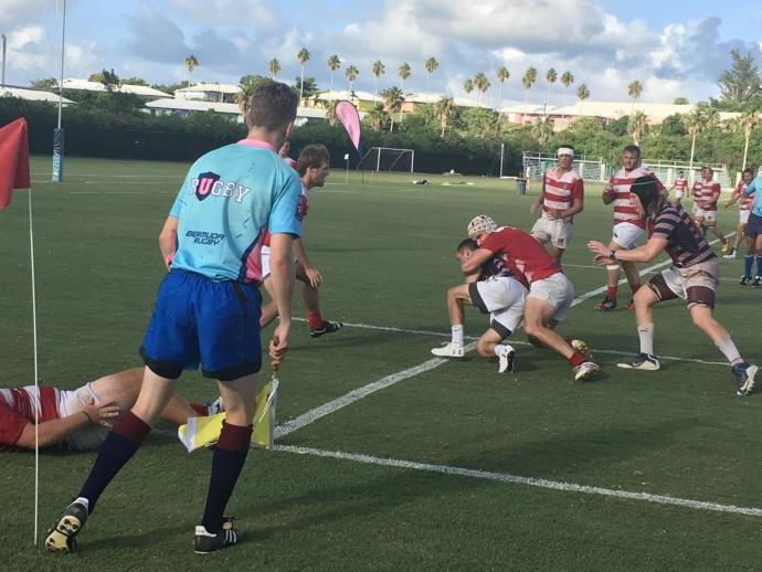 2017 Collegiate All-Star Rugby Cup