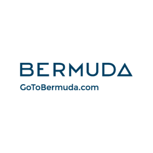 logo for the leading tourism enterprise for the island nation of Bermuda